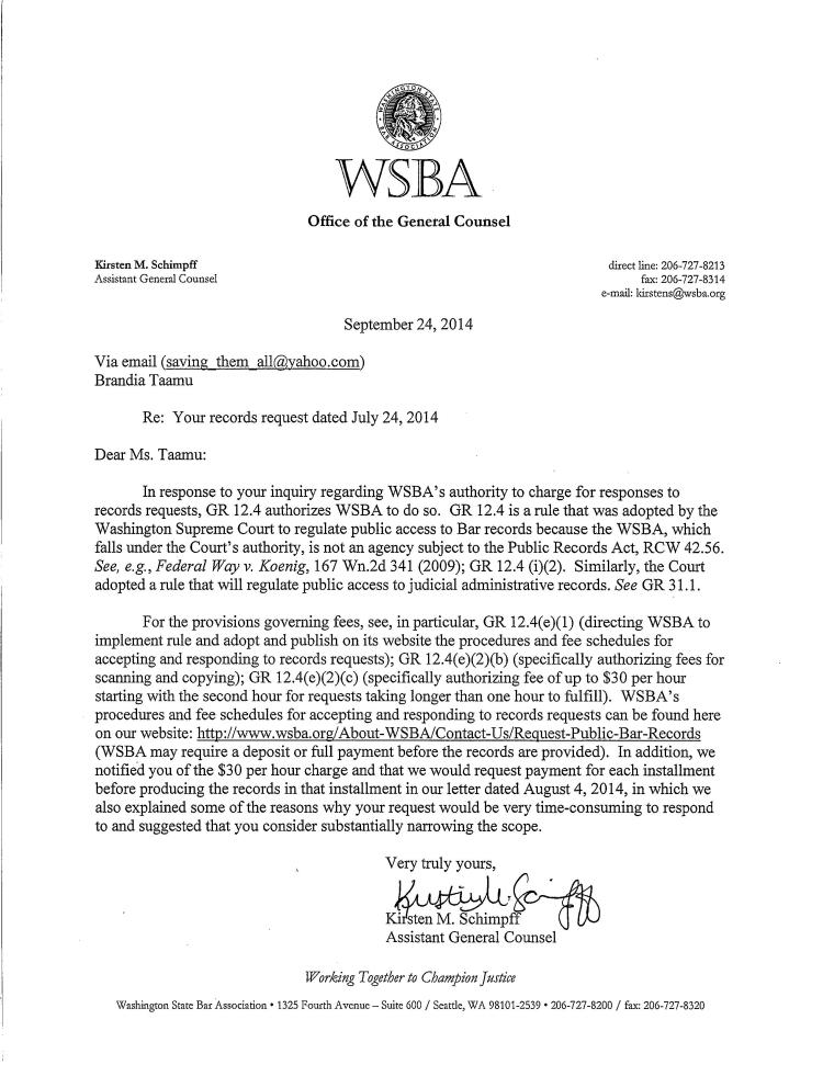 WSBA 9 24 2014