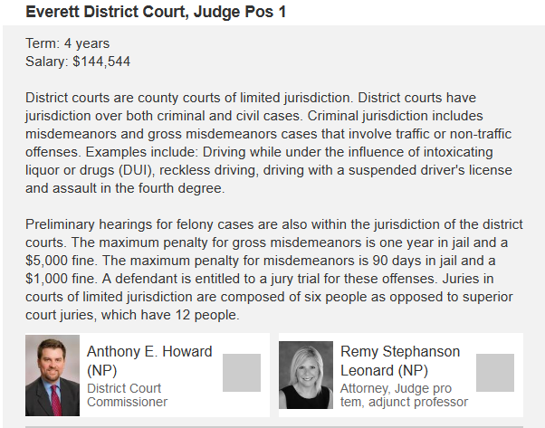 Everett District Court, Judge Pos 1 — VOTE411 Voter Guide 2014-10-18 07-03-27